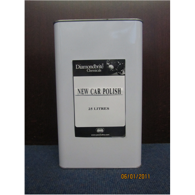 Diamondbrite New Car Polish  25 liters