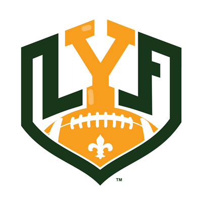 Louisiana Youth Football - Team Registration Fee
